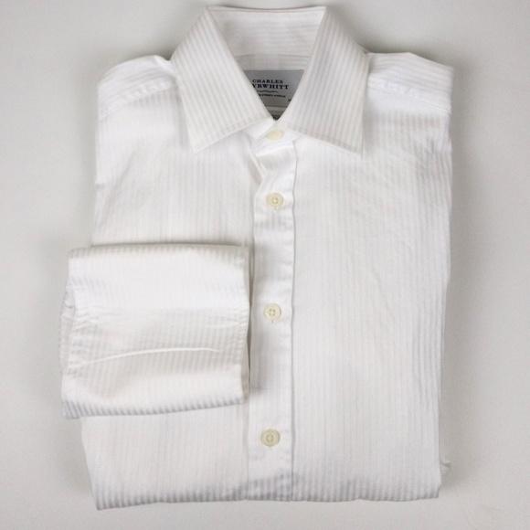 Charles Tyrwhitt Other - Charles Tyrwhitt Slim Fit White Button Down